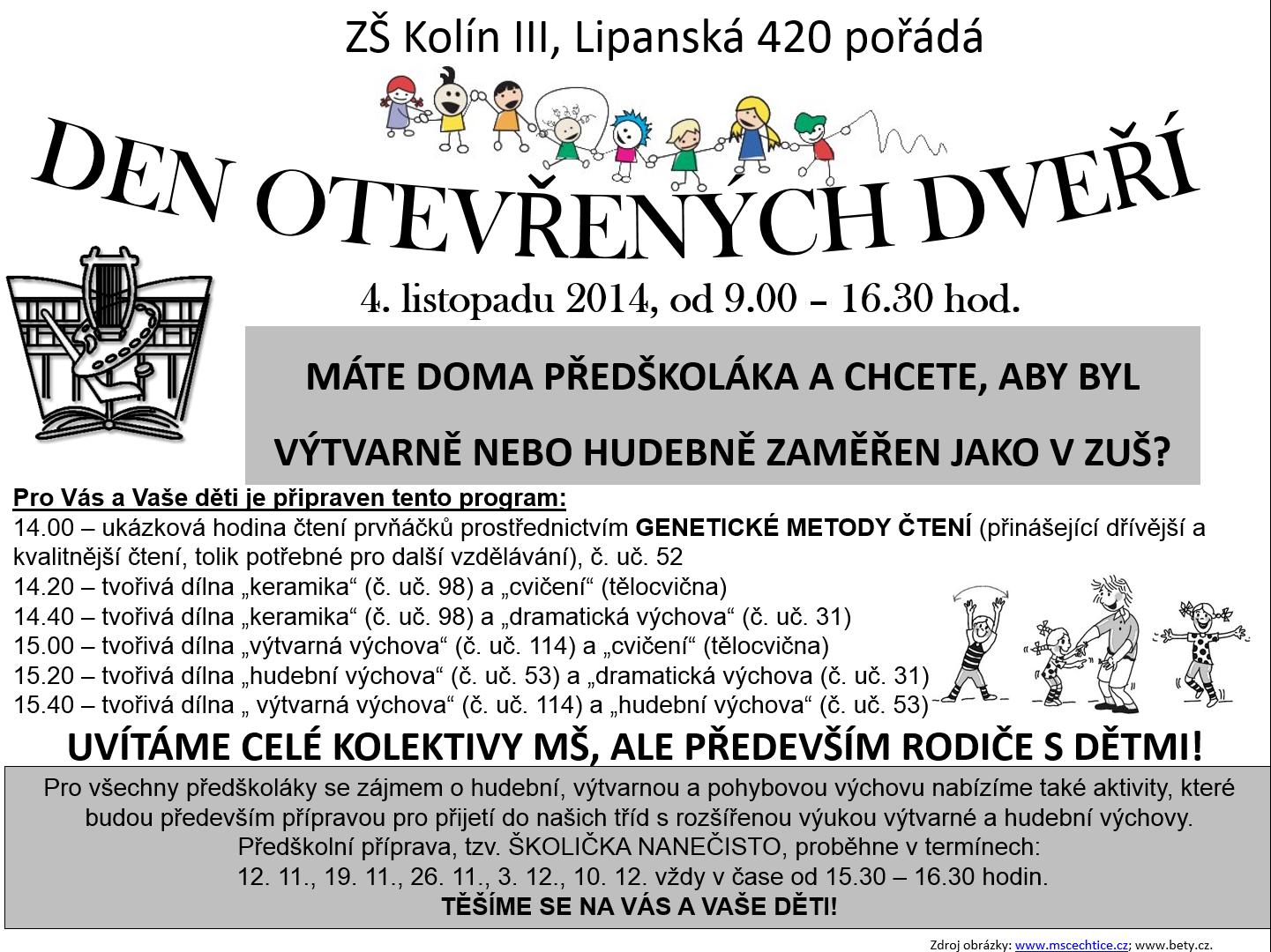 Den otevřených dvěří 2014