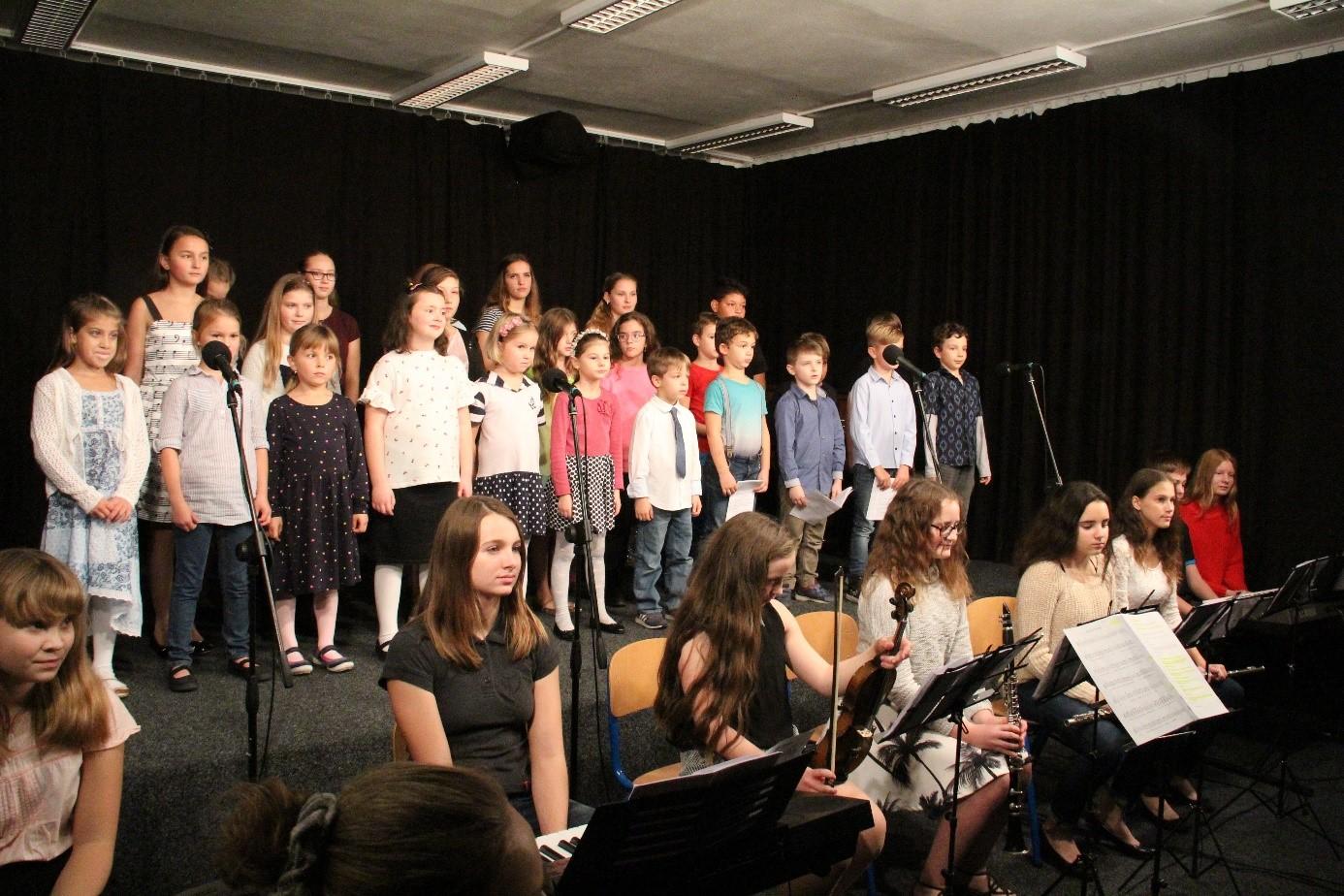 Koncert pro mateřské školy